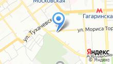 Адвокат Арутюнян К.А. на карте