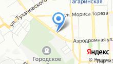 AutoMarket на карте