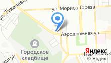 BELVEN на карте
