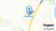 Aksess на карте