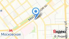ЛОР-Клиника на карте