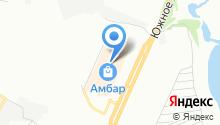AsiA на карте