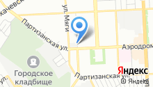 РСП-Фриз на карте