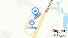 Baby Driver на карте
