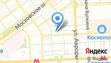 Ярос-плюс на карте