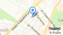 оценочная фирма завьялоа.а. - оценка недвижимости на карте