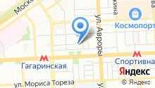 AvtoPlus на карте