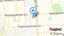 Формикс на карте