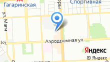 CONSO на карте