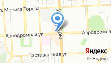 Абонент24 на карте
