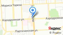 Berkana на карте