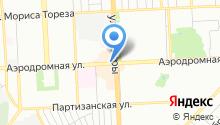 AGK на карте