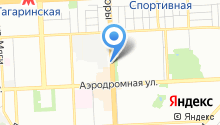 AB-SPRINT на карте