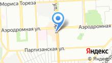 Anis на карте