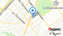 BeTailor на карте