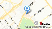 Apple по-русски на карте