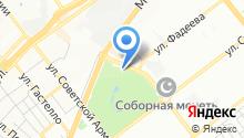 st.Vaclav на карте