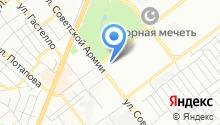 ANTIvor на карте