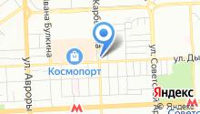 CityServiceDesk на карте
