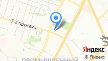 ADAMAS-TOUR на карте
