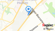 BIS на карте