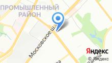 Asmera на карте