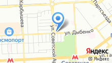 ЯНТАРЬ-С на карте