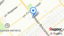 Avto-Daewoo-Servis на карте