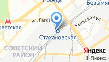 BONSAI на карте