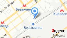 Acti-Life на карте