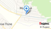 Администрация городского поселения Мирный на карте