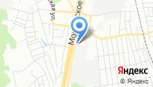 1253 центральная ремонтная база радиолокационного вооружения на карте