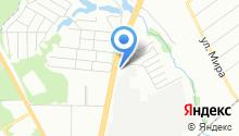 4x24 на карте