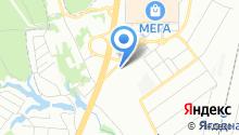 Диверс Моторс Самара на карте