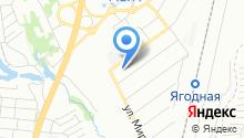 Alldiz-print на карте
