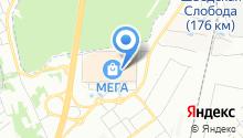YASHMA ZOLOTO на карте