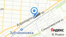 Autoлига на карте