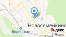 Поволжская Алюминиевая Компания, ЗАО на карте