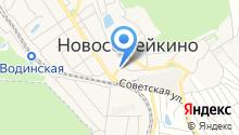 РС Серного завода на карте