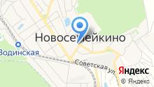 Парикмахерский салон Елены Бирюковой на карте