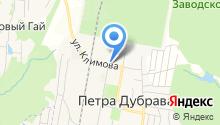 Аскомед на карте