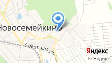 Средняя общеобразовательная школа им. Е.М. Зеленова на карте