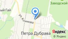 Дубравушка на карте