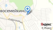 Участковый пункт полиции, Отдел полиции №57, Управление МВД России по г. Самаре на карте