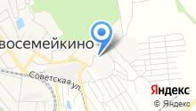 Музыкальная школа им. О.В. Черкасовой на карте