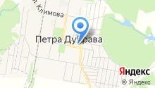 Храм в честь Рождества Пресвятой Богородицы на карте