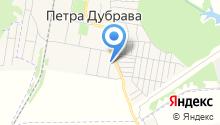ПОКРОВА на карте