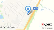 Трак Центр Самара на карте