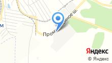 Самарский завод катализаторов на карте