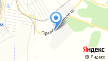 Самарский завод катализаторов, ЗАО на карте